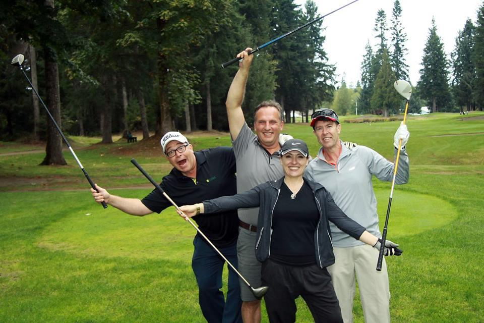 Campbell River Hospital Foundation Golf Tournament Fundraiser