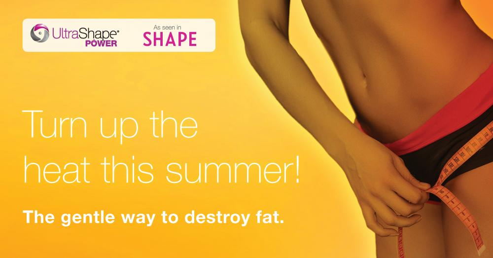 Hurry! 4 Days left on our Introductory UltraShape Power Promotion!