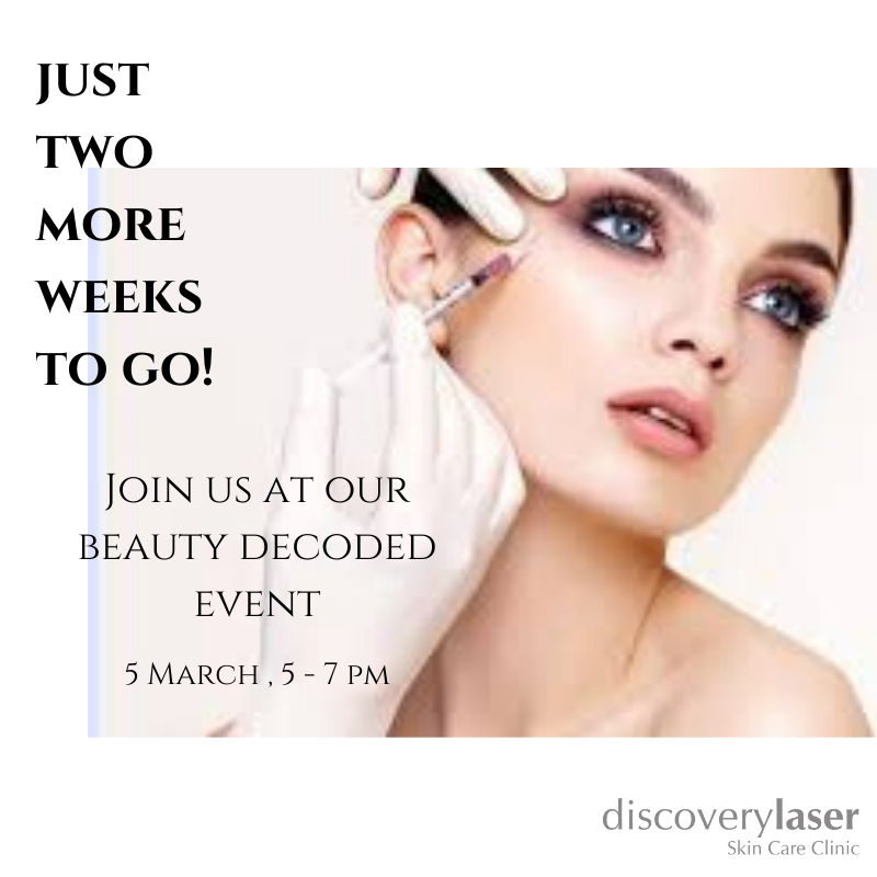 Beauty Decoded Event!