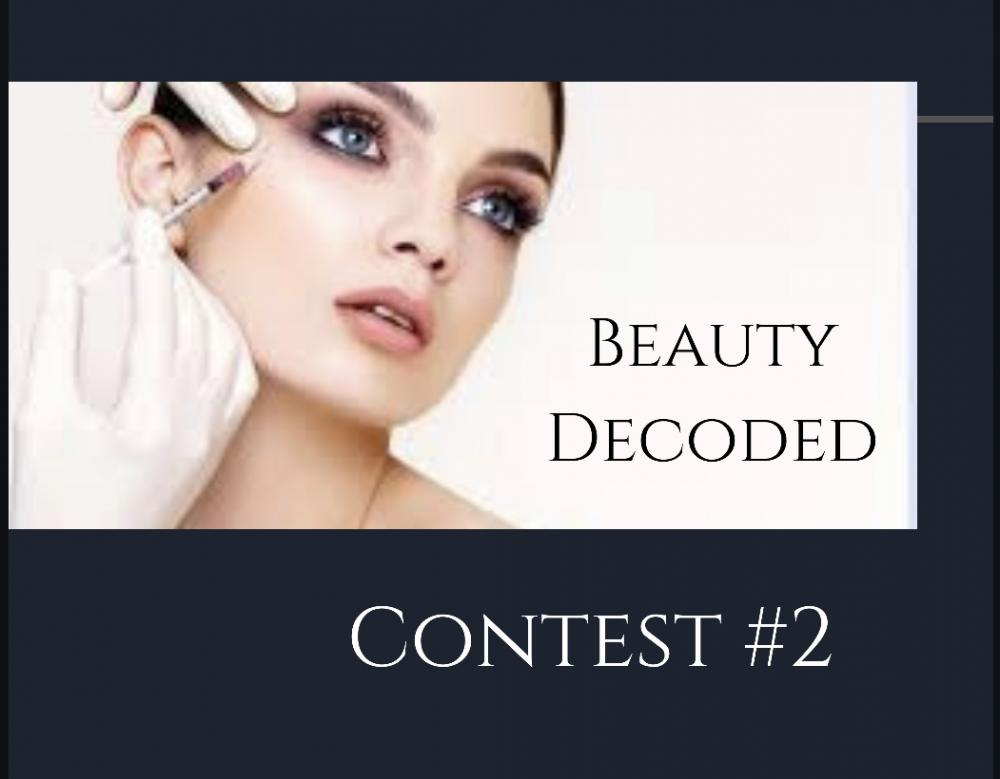 Casting Call for Beauty Decoded Contest
