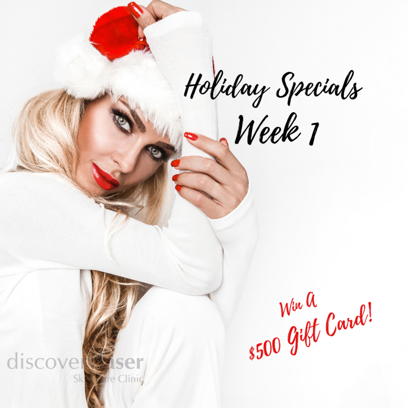 Holiday Specials -Week 1