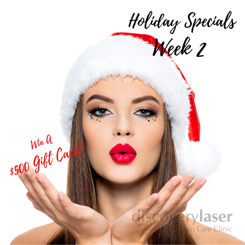 Holiday Specials - Week 2
