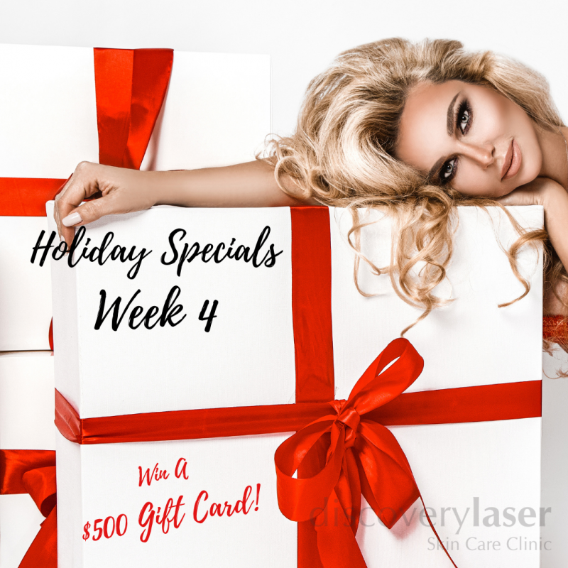 Holiday Specials - Week 4
