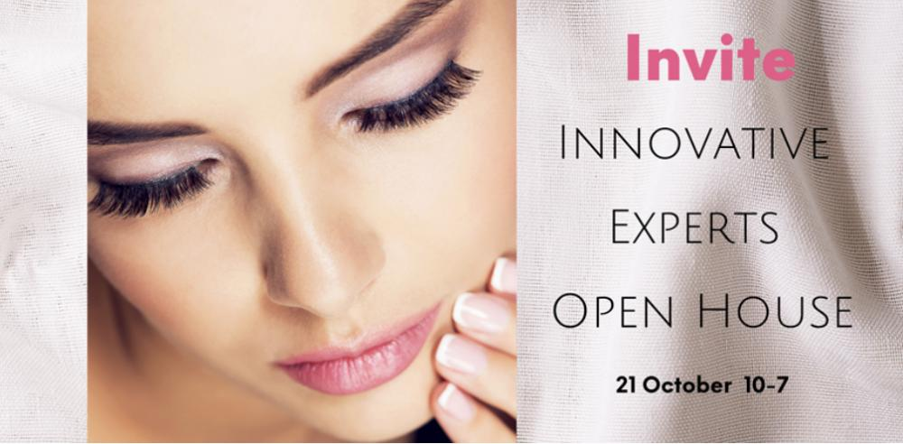 Invite Innovative Experts Open House - Virtual Event & One Day Sale